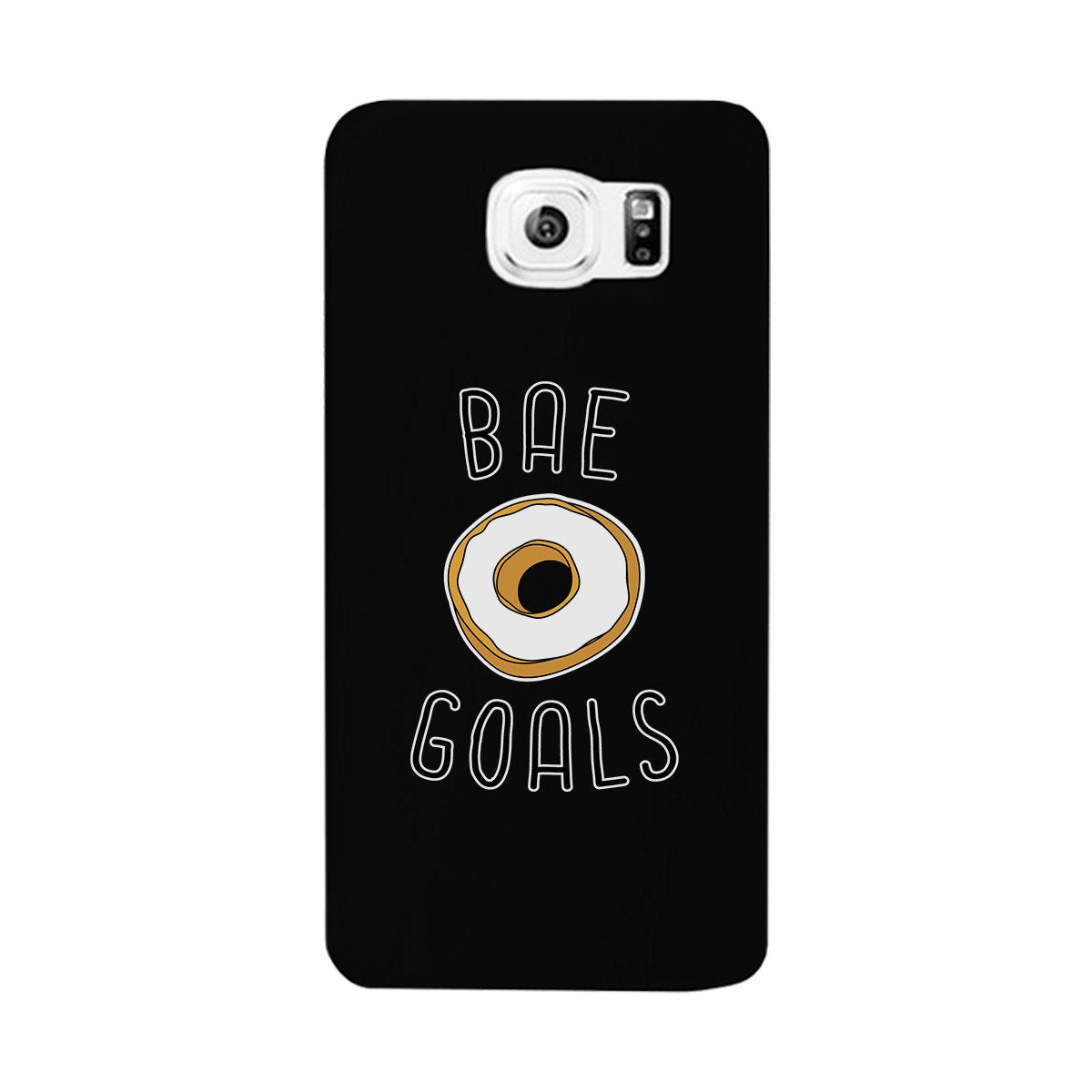 Bae Goals Black Phone Case