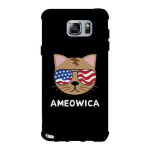 Ameowica Black Phone Case