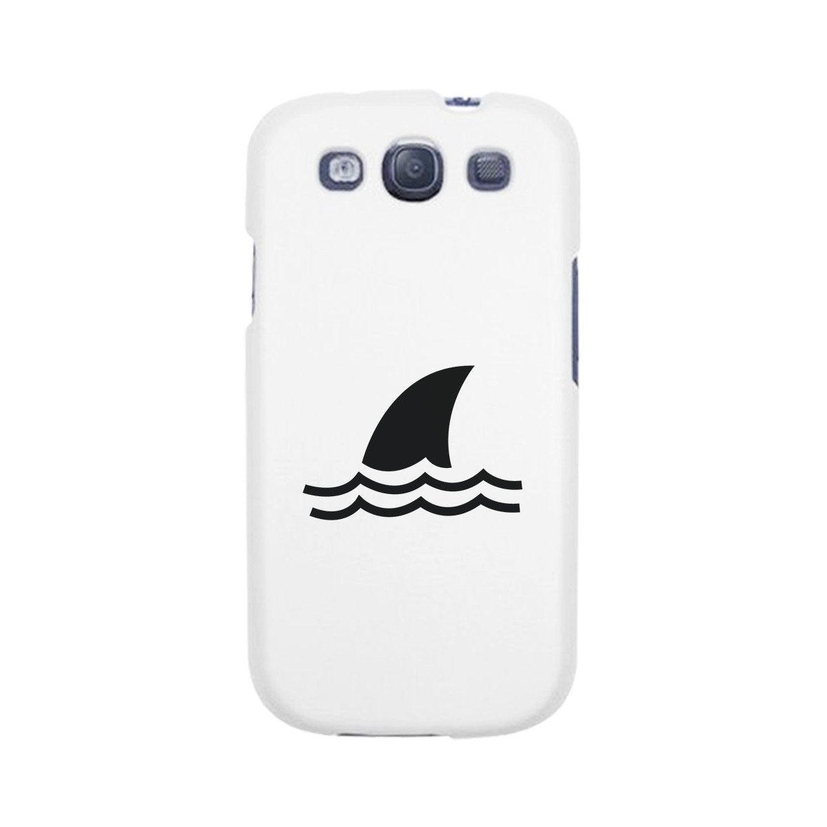 Mini Shark White Phone Case