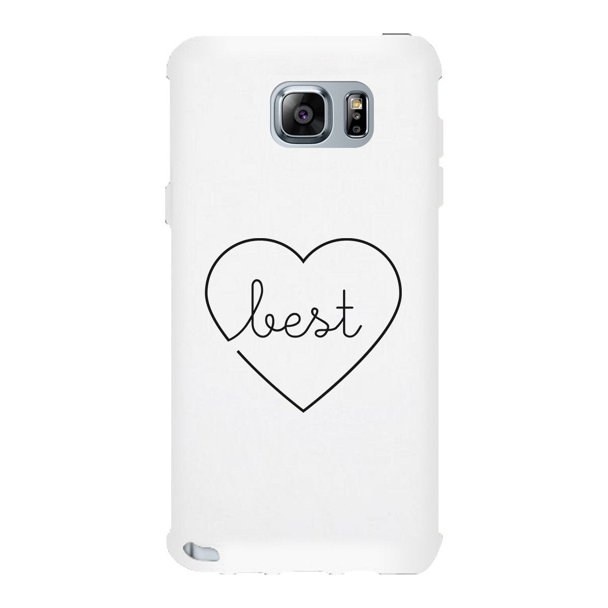 Best Babes - White Phone Case