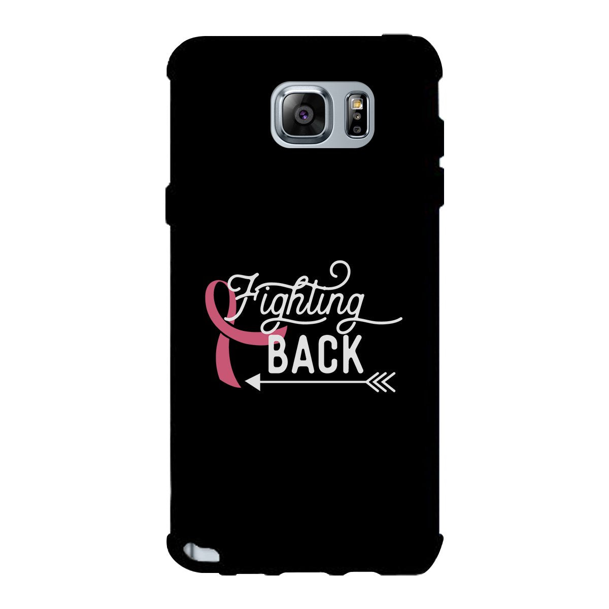 Fighting Back Arrow Black Phone Case