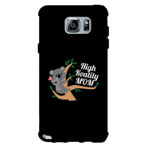 High Koality Mom Phone Case Funny Mothers Day Gift Phone Cover
