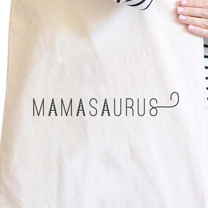 Mamasaurus Natural Grocery Bag Quick Easy Mothers Day Gift Ideas