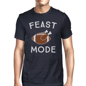 Feast Mode Mens Navy Shirt