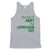 Not Short Leprechaun Size Mens Funny Saint Patrick's Day Tank Top