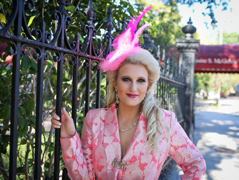 Ellie Platt Founder & Creative Director of Crowned by Ellie