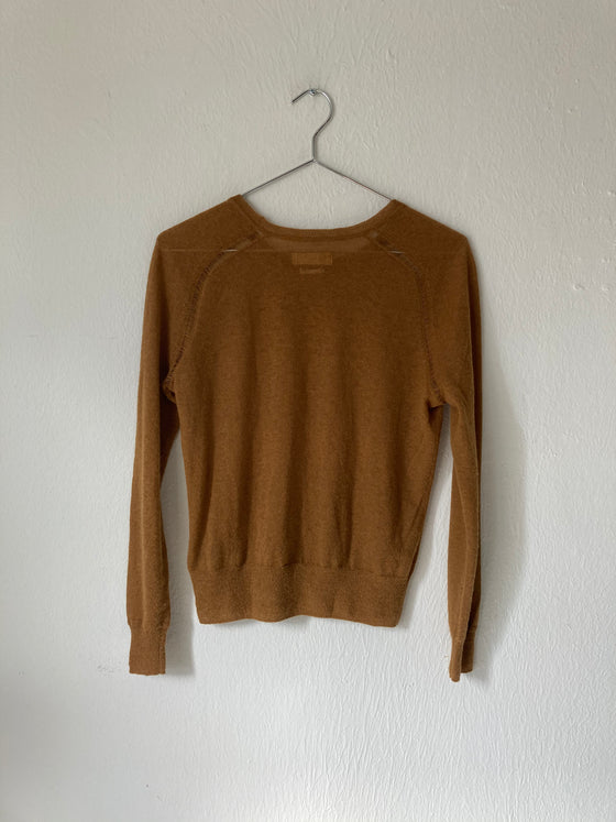 (S) Etoile Isabel Marant Fitted Sweater