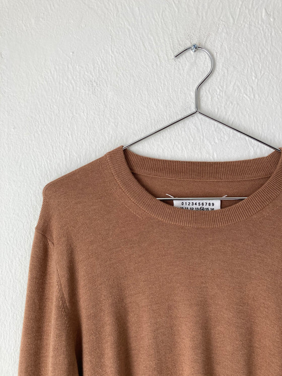 (L) Maison MARGIELA Knitted Sweater