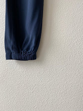 Load image into Gallery viewer, Zero Maria Cornejo Navy Pull on Pant