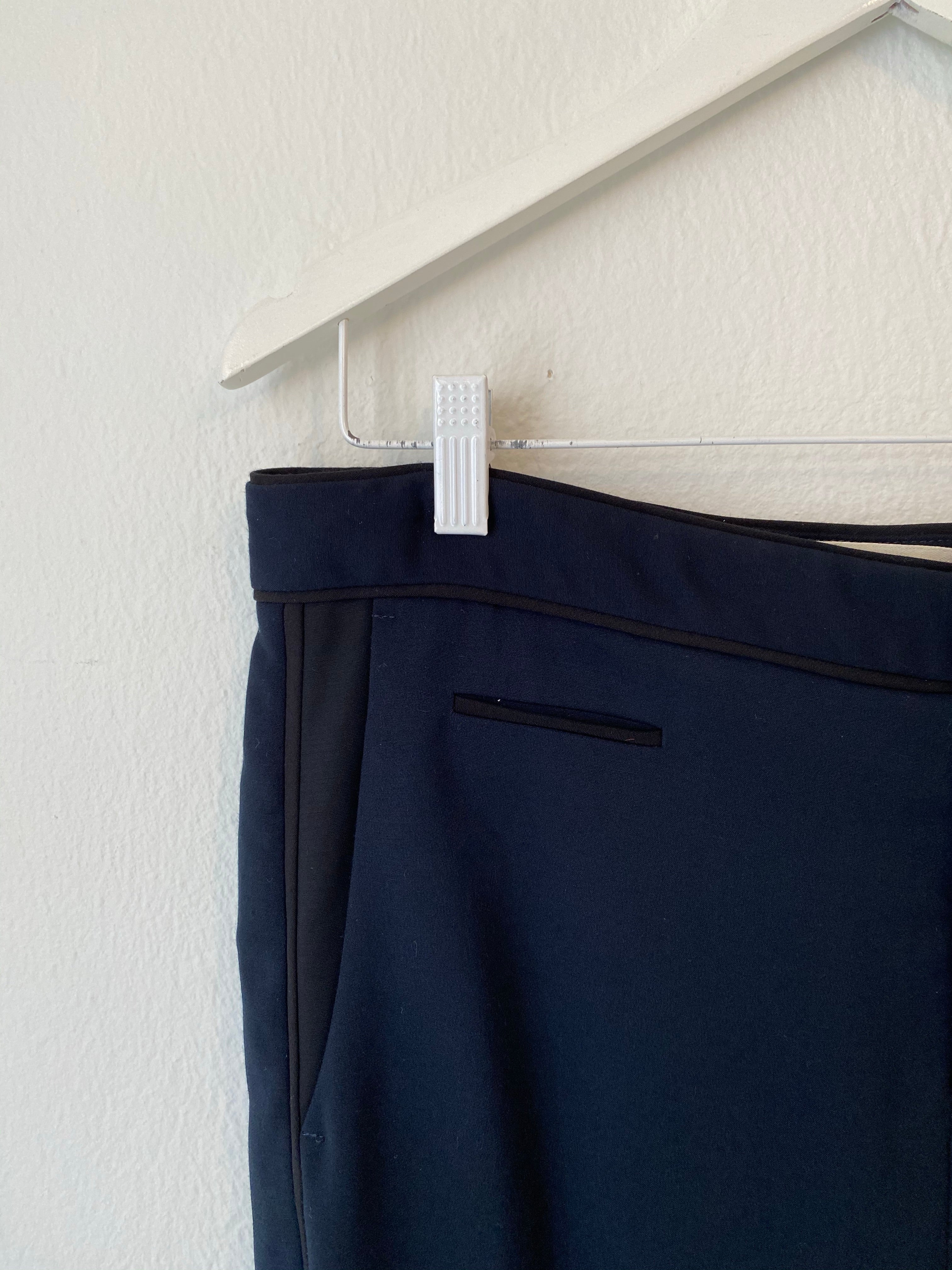 Marni Navy Trousers- M