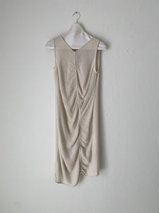 Raquel Allegra Ruched Dress