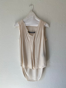 Raquel Allegra Distressed Tank