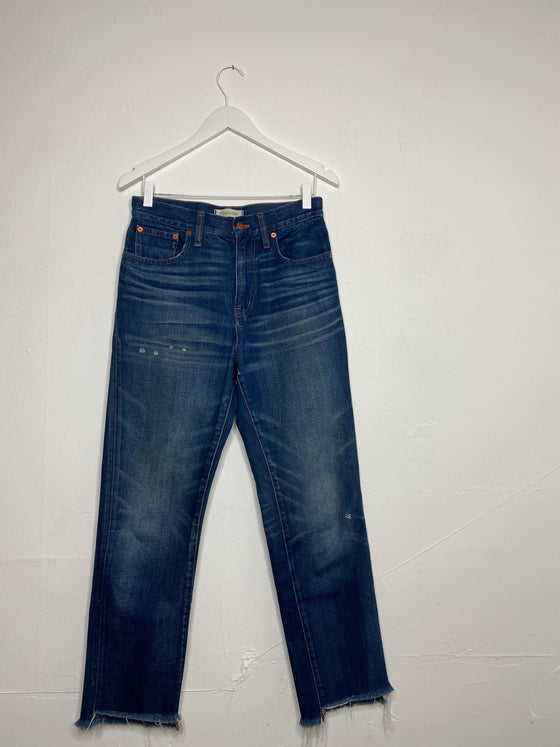 (27) Madewell Jeans
