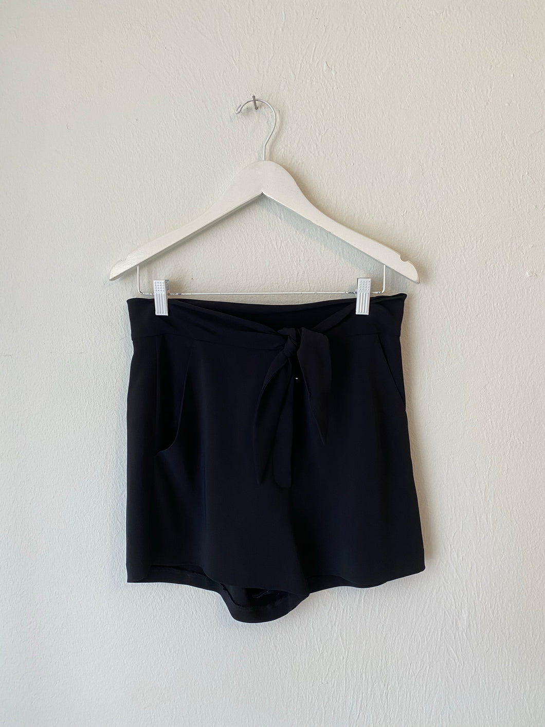 ALC Black Shorts