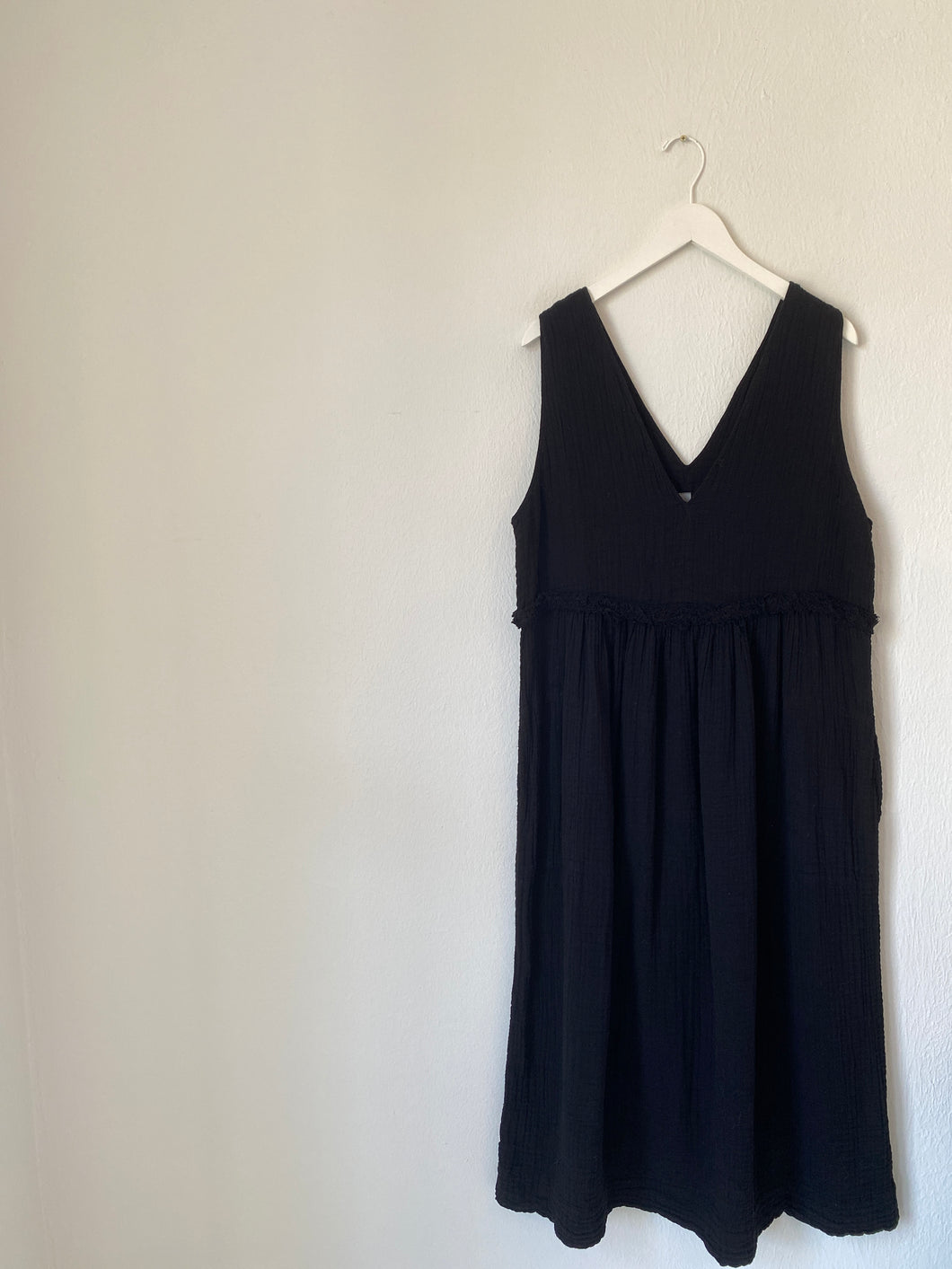 Raquel Allegra Gauze Dress