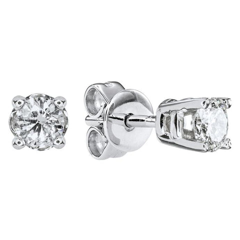 Lab Grown Diamond Earrings