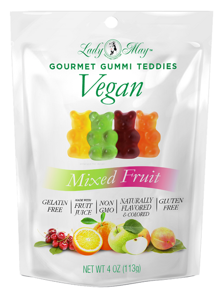 Vegan Mixed Fruits