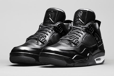 Air Jordan IV (4) 11LAB4 Black