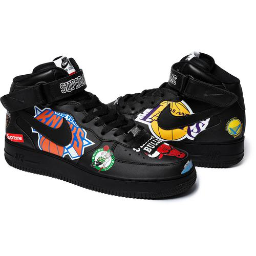 Supreme®/Nike®/NBA Teams Air Force 1 Mid