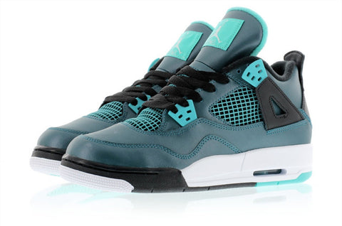 Air Jordan IV (4) Retro BG Teal