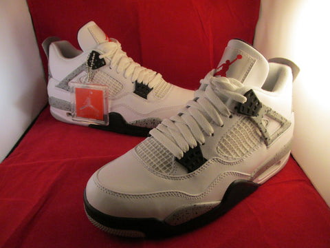 Air Jordan IV (4) Retro OG Cement