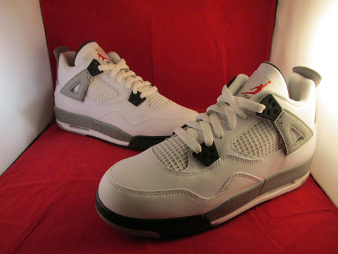 Air Jordan IV (4) Retro (BG) Cement OG