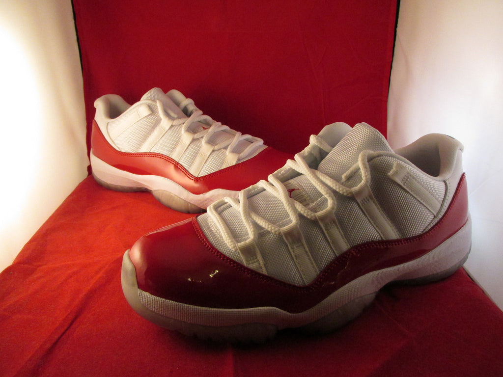 Air Jordan XI (11) Retro Low Cherry