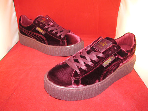 Creepers x Fenty By Rihanna Velvet Royal Purple