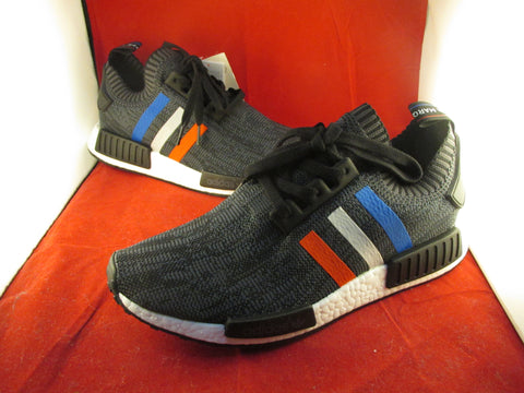 Adidas NMD R1 Primeknit Tri Colour Pack Black