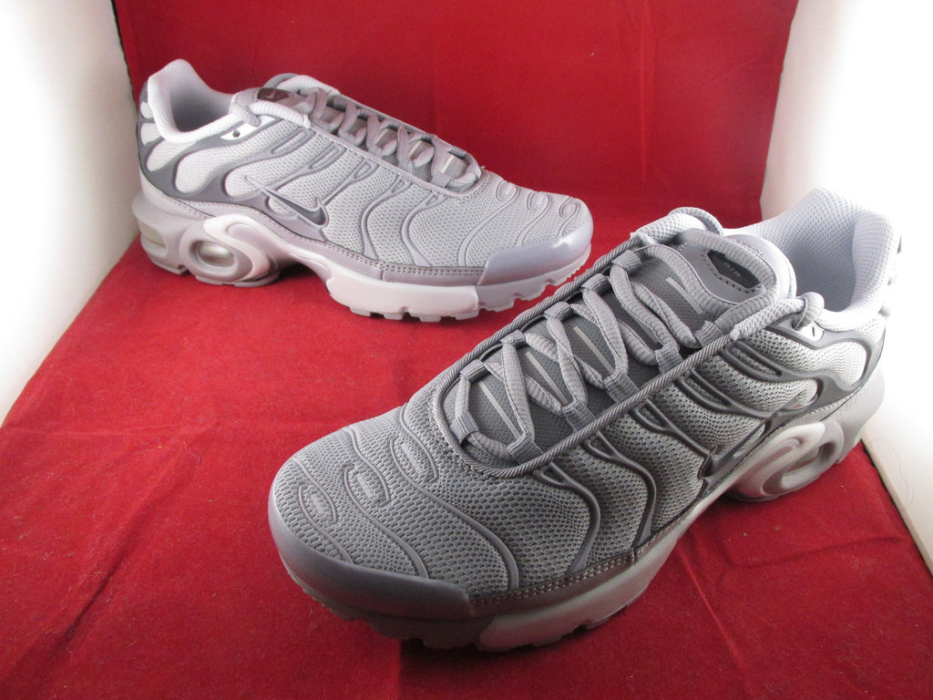 Nike Air Max Plus GS Wolf Grey