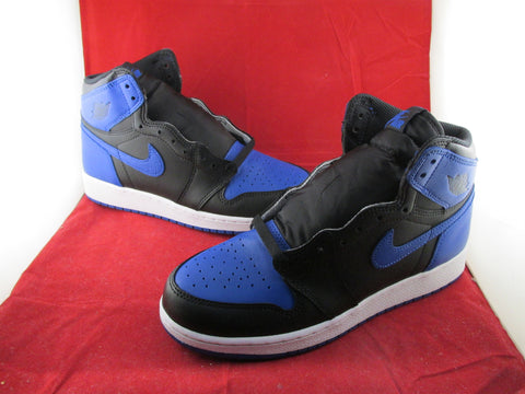 Air Jordan I (1) Retro Hi OG BG Royal