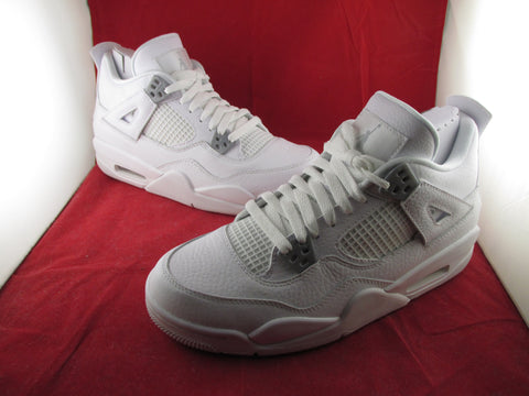 Air Jordan IV (4) Retro BG Pure Money