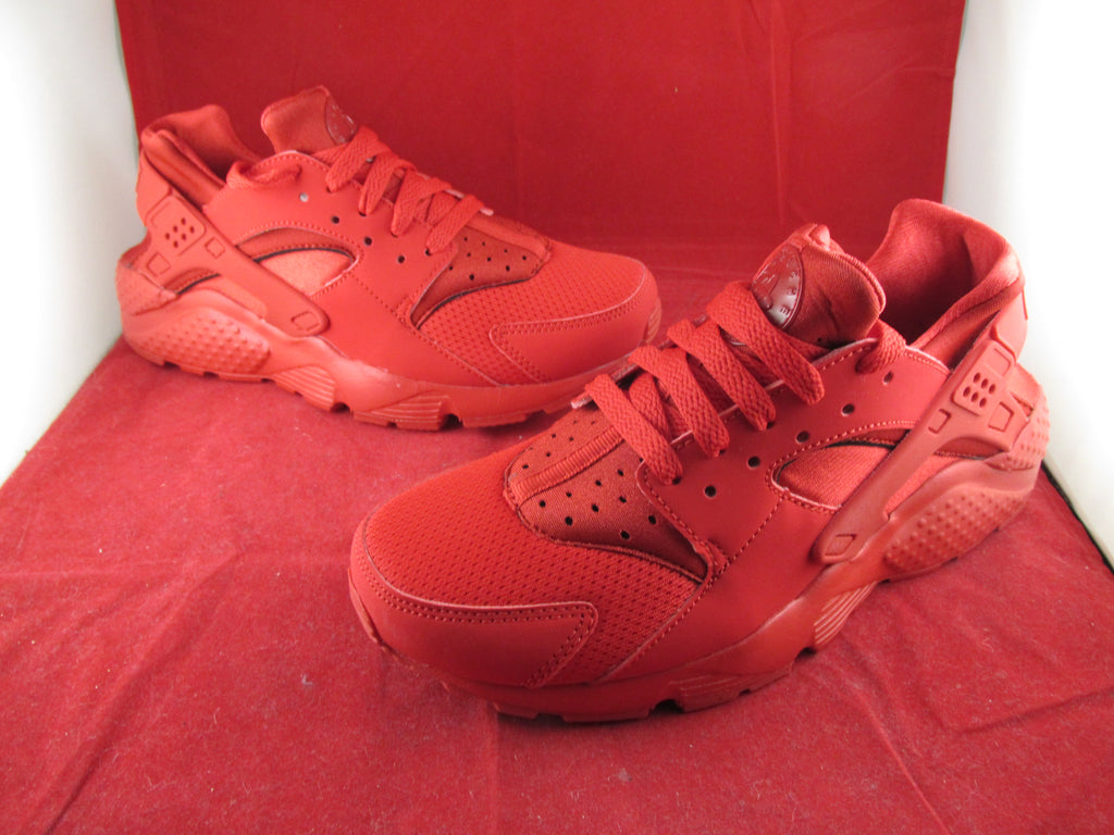 Air Huarache GS Triple Red