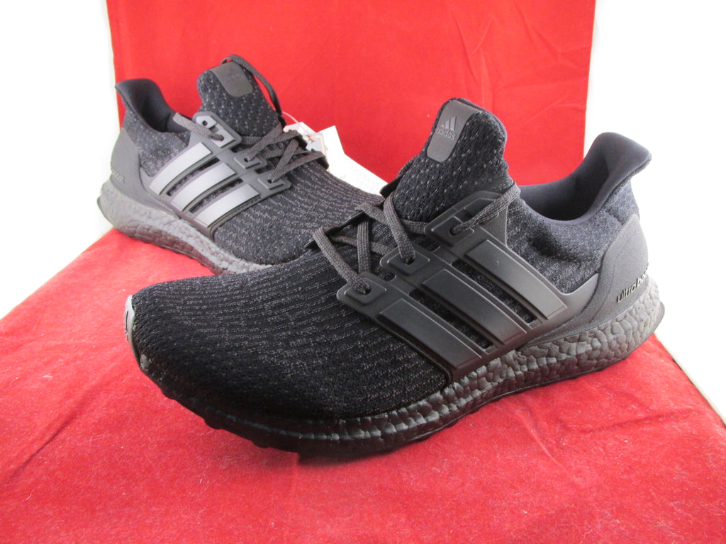 Adidas Ultra Boost m 3.0 Triple Black