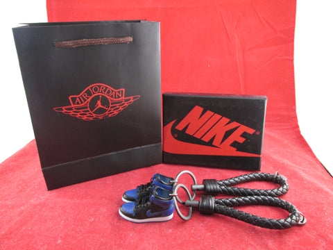 Air Jordan 1 Royal 3D Keychain