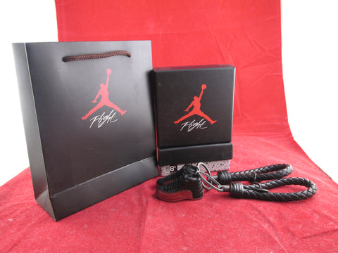Air Jordan 12 Flu Game 3D Keychain