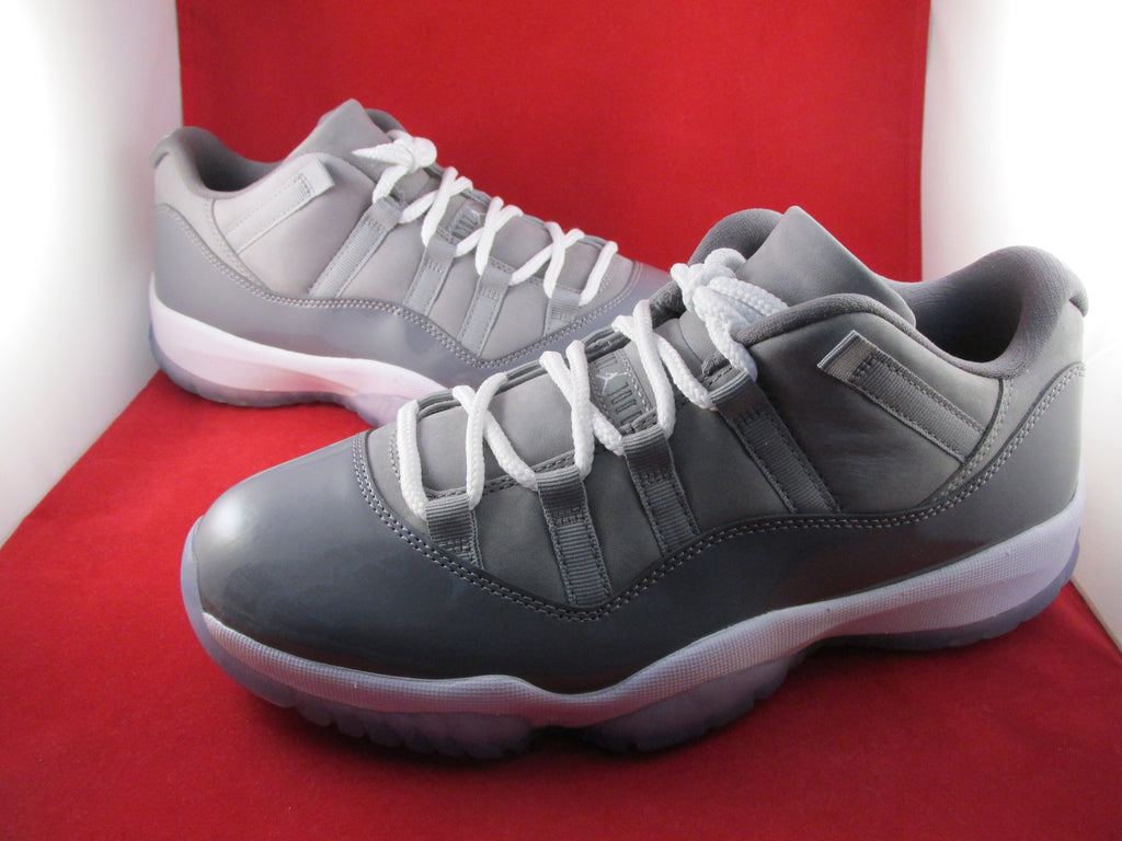 Air Jordan XI (11) Retro Low Cool Grey