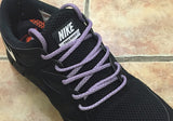 3m Rope Laces Purple