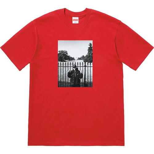 Supreme®/UNDERCOVER/Public Enemy White House Tee