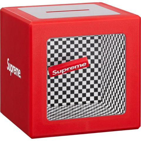 Supreme®/Illusion Coin Bank