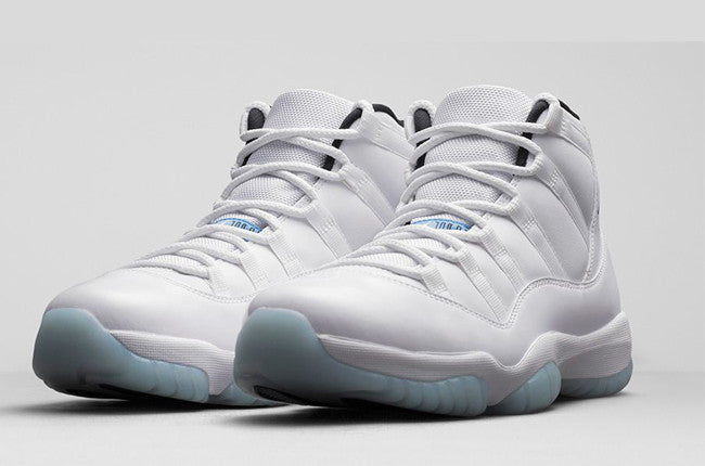Air Jordan XI (11) Retro Legend Blue