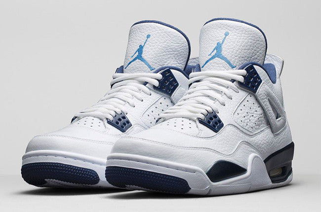 Air Jordan IV (4) Retro Legend Blue
