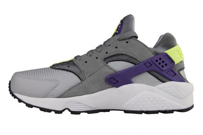 Nike Huarache Purple And Green