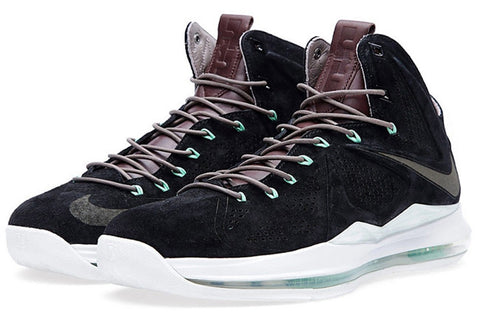 Lebron X (10) EXT Black Mint