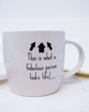 Load image into Gallery viewer, Fabulous Hidden Message Mug