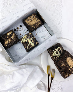 Gluten Free Brownies Gift Subscription