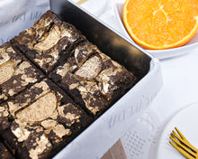Load image into Gallery viewer, Oroma Bea - Chocolate Orange Brownies