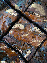 Load image into Gallery viewer, gluten free caramel brownies