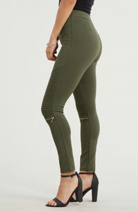 Walk out leggings (olive)