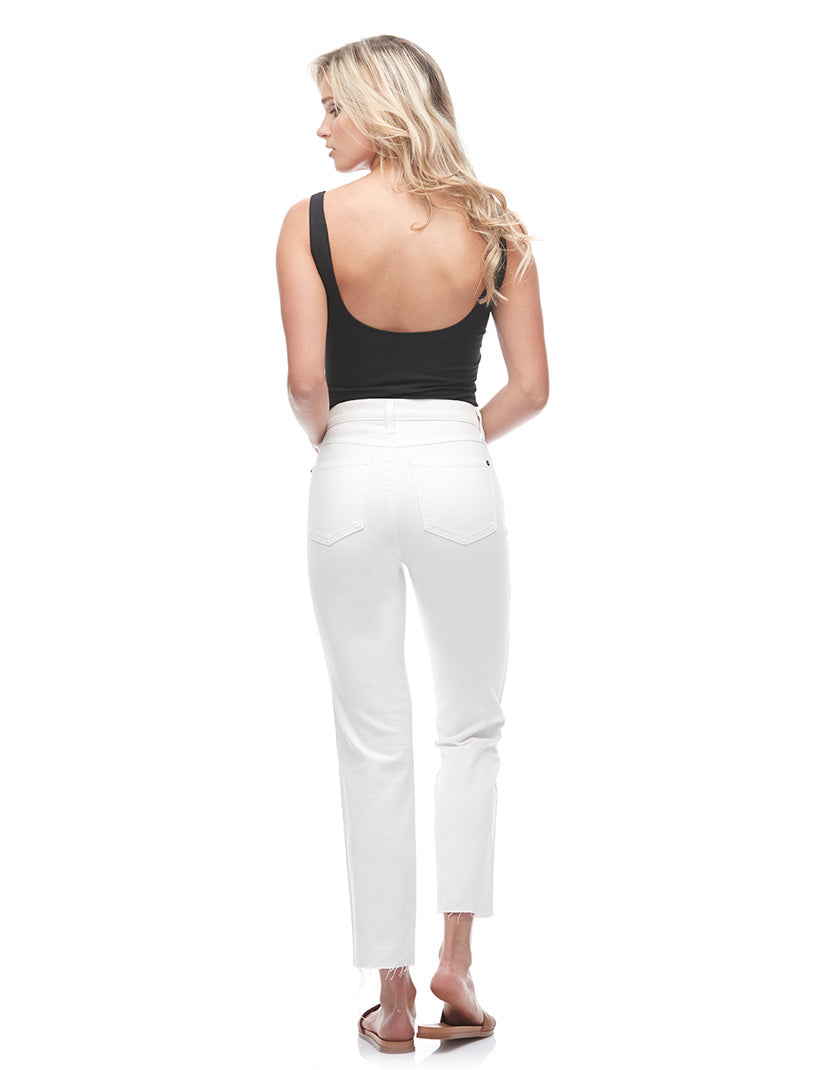 CANADIAN MADE YOGA JEANS CHLOE CROP 1696